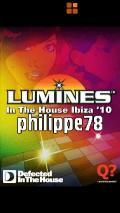 Lumines In The House Ibiza 2010