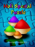 Holi Special Puzzle Free