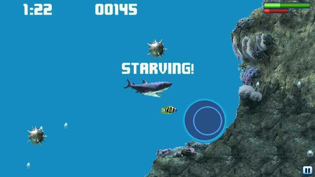 Скачать Hungry Shark 3 Free На Андроид 4.2.2