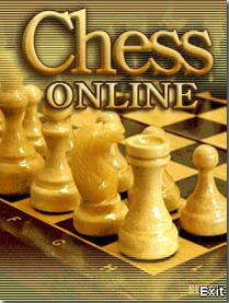 Chess Online-240x320