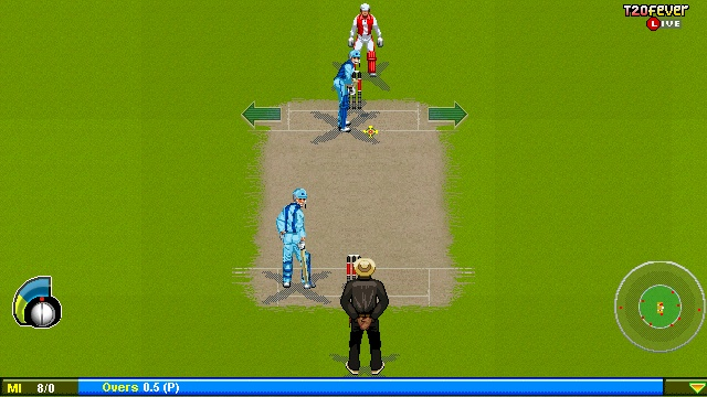 Ipl Cricket Java Game Screenshots