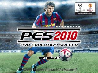 Pro Evolution Soccer 10 (320x240)  Jar Java Game - Download for free