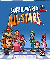 SUPER MARIO ALL STARS J2ME Java Game - Download for free on
