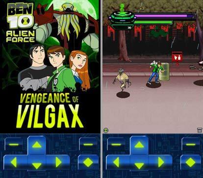 ben 10 games download for mobile