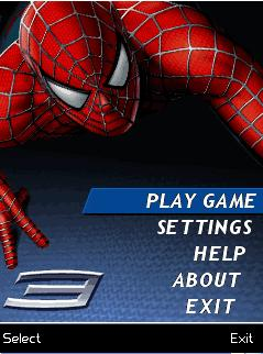 Spiderman 3 Touch Java Game - Download for free on PHONEKY