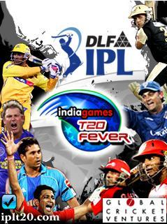 Myplacepk: download dlf-ipl t20 cricket mobile game free | jave.