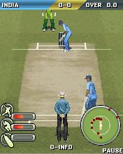 India vs  Pak Cricket Match Java Game - Download for free on