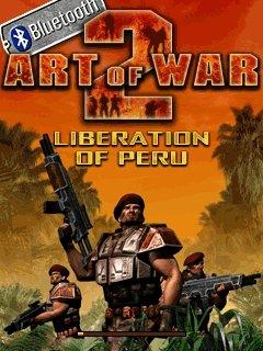 Art Of War 2 - Liberation Of Peru (ENG) Java Game - Download
