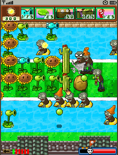 Plant vs Zombies II Java Game - Download for free on PHONEKY