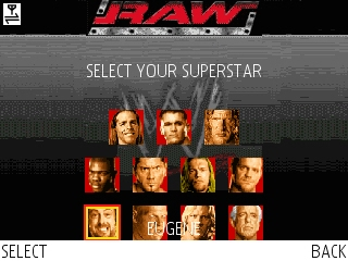 WWE Raw 320X240 Java Game - Download for free on PHONEKY
