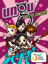 Ungu Goes To Concert (240x320)