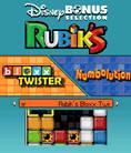 Disney Bonus Selection: Rubiks