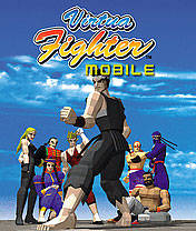 Virtual Fighter Mobile 3D (240x320)