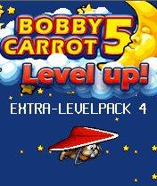 Bobby Carrot 5 Level Up! 4 (240x320)