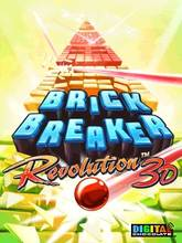3D Brick Breaker Revolution (Multiscreen)