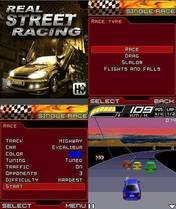 Real Street Racing (128x160) Nokia