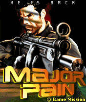 Major Pain (240x320) Java Game - Download for free on PHONEKY