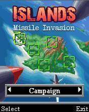 Islands Missile Invasion (240x300) Motorola