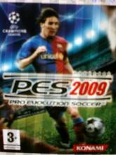 PES 2009 (176x208)(Multiplayer) Java Game - Download for