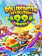 Rollercoaster Revolution 99 Tracks (240x320) W910