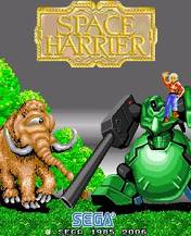 Space Harrier (240x320)