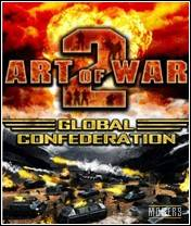 Art Of War 2 - Global Confederation (240x320) N82