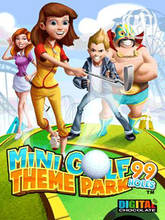 Minigolf Theme Park 99 Holes (240x320) Nokia N73