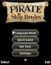 Pirate Ship Battles (240x320) S40v3