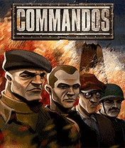 Commandos (240x400) Touchscreen
