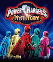 Power Rangers - Mystic Force (240x320)