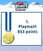 Playman Winter Games (240x320)