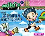 nokia mikis world game