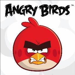 क्रोधित पक्षी
