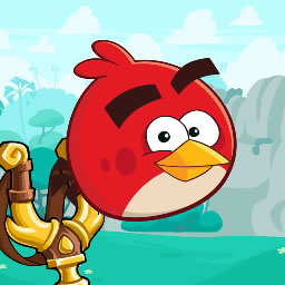 Angry Bird SMS