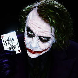 The Joker - Let's Let A Smile On That Face