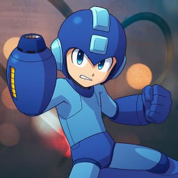 Megaman Enemy Chosen