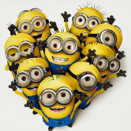 Minions Happy Birthd