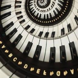 Piano Cinta Romantik