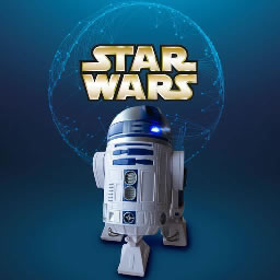 R2d2 SMS muy cortos