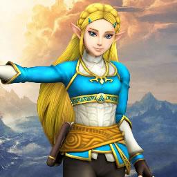 Zelda Legendary Hero