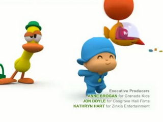 Pocoyo - Umbrella