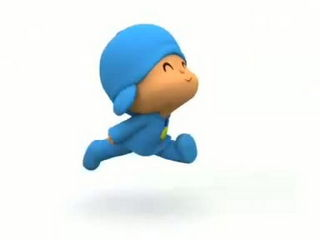 Pocoyo - Who's on the Phone