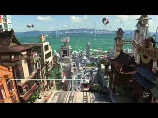 Disney's Big Hero 6 - Official US Trailer 1