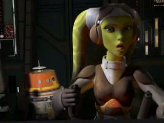 Sneak Peek- Machine in the Ghost - Star Wars Rebels