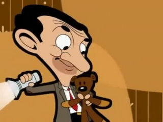 Mr Bean the Animated Series - Big TV