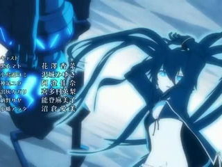 Black Rock Shooter - Opening