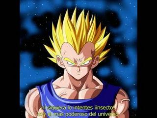 Vegeta Rap - Dragon Ball - PowerJV