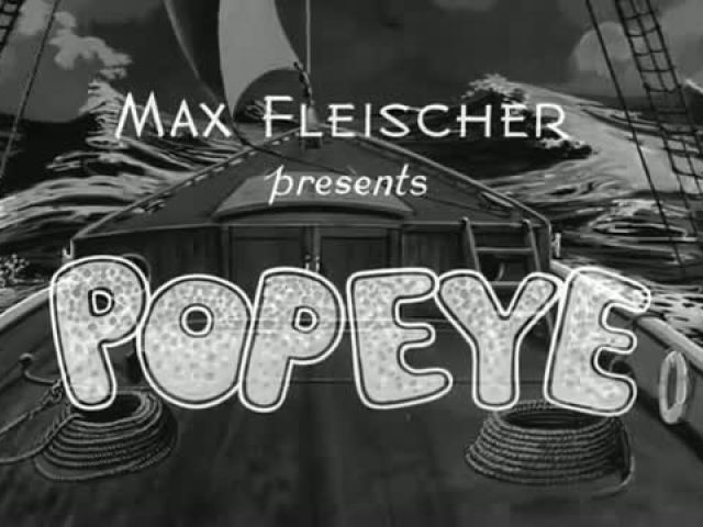 [FULL] Popeye The Sailor Man - Ep 03 Blow Me Down!