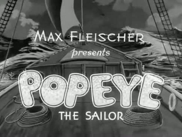 [FULL] Popeye The Sailor Man - Ep 07 Sock-a-Bye