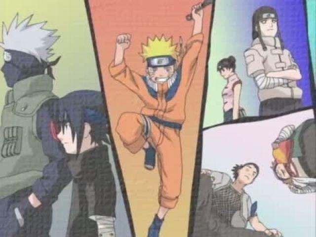 Naruto Opening 4